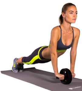 Image Of Ab Roller Effectiveness Workouts