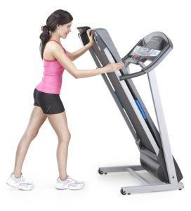 Image of the best portable treadmill