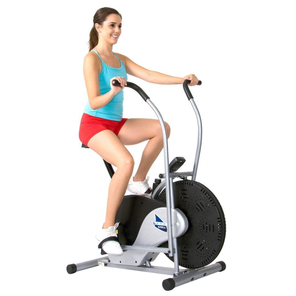 best stationary dual action bicycle review