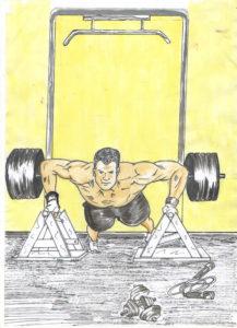 how to make push ups easy