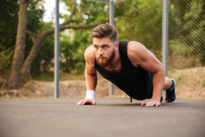 are push ups good for weight loss